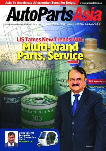 Download Auto Parts Asia — February 2018