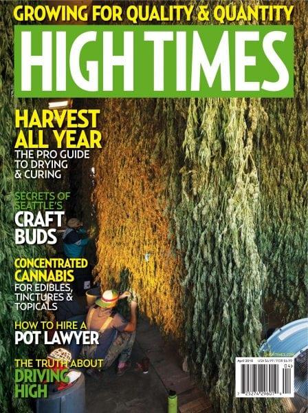 Download High Times — April 2018