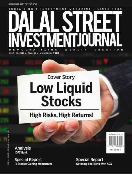 Download Dalal Street Investment Journal — February 05, 2018