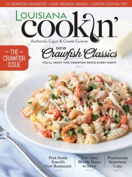 Download Louisiana Cookin' — March-April 2018