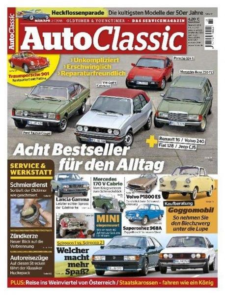 Download Auto Classic — Februar-März 2018
