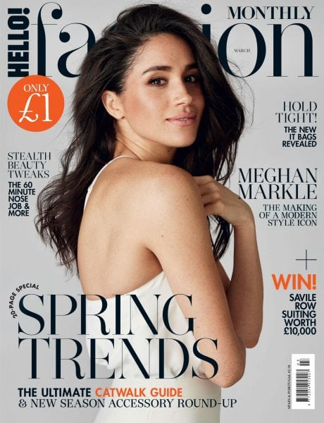 Download Hello! Fashion Monthly — March 2018