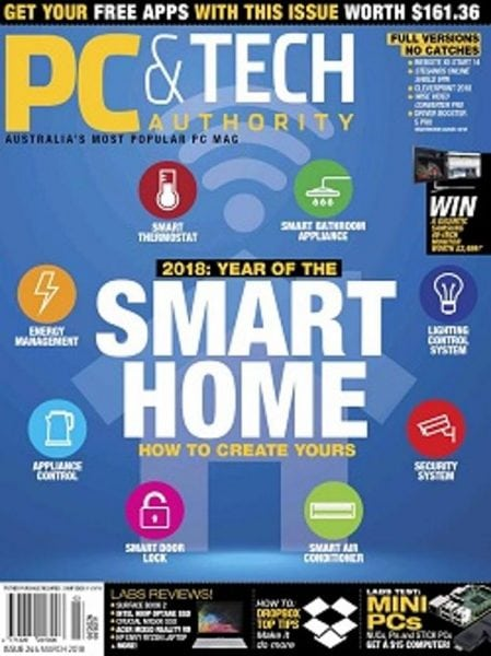 Download PC & Tech Authority — March 2018