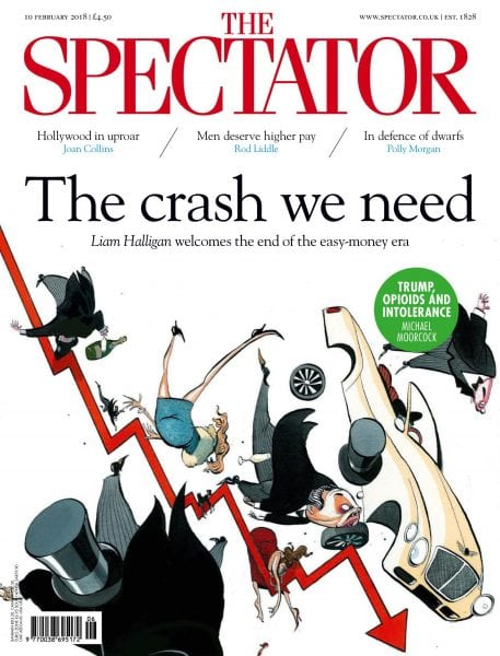 Download The Spectator — February 08, 2018