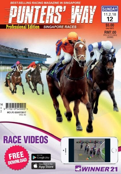 Download Punters' Way — February 08, 2018