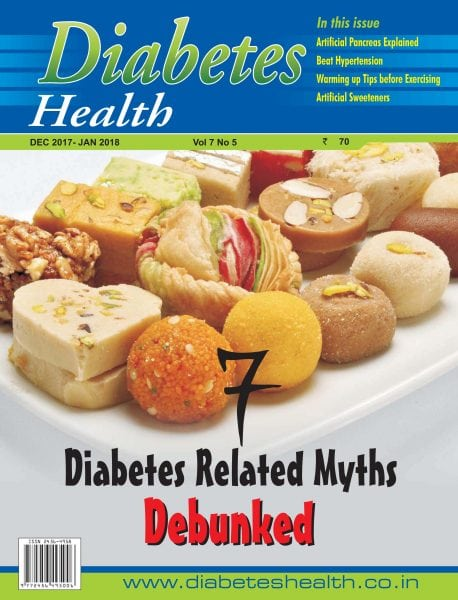 Diabetes Health — January 01, 2018 PDF download free