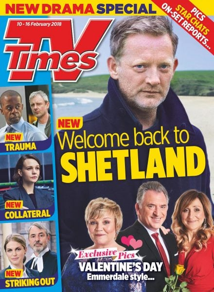 Download TV Times — 05 February 2018