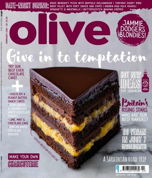 Download Olive — April 2018