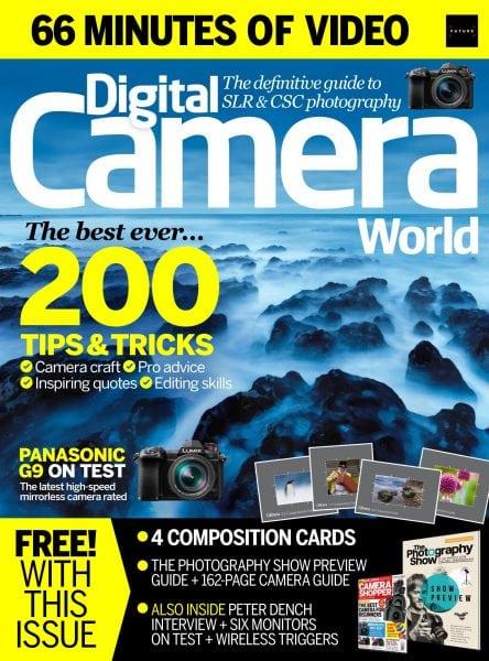 Download Digital Camera World — March 2018