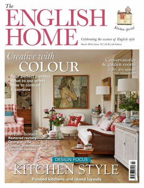 Download The English Home — March 2018
