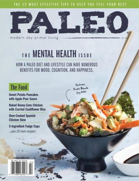 Download Paleo Magazine — February-March 2018
