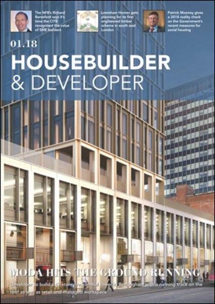 Download Housebuilder & Developer (HbD) — January 2018