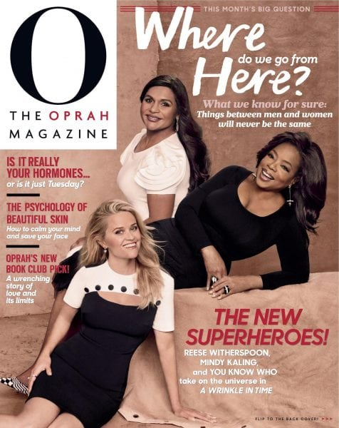Download O, The Oprah Magazine — March 2018