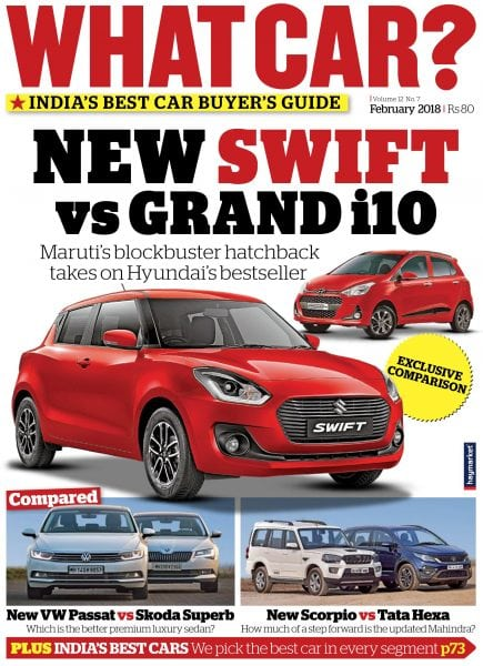 Download What Car India — February 2018