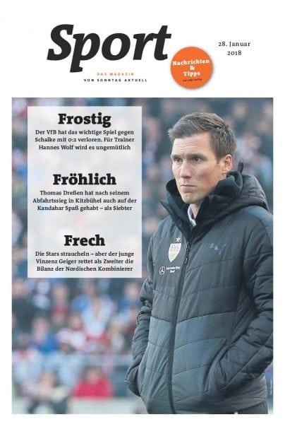 Download Sport Magazin — 28. Januar 2018