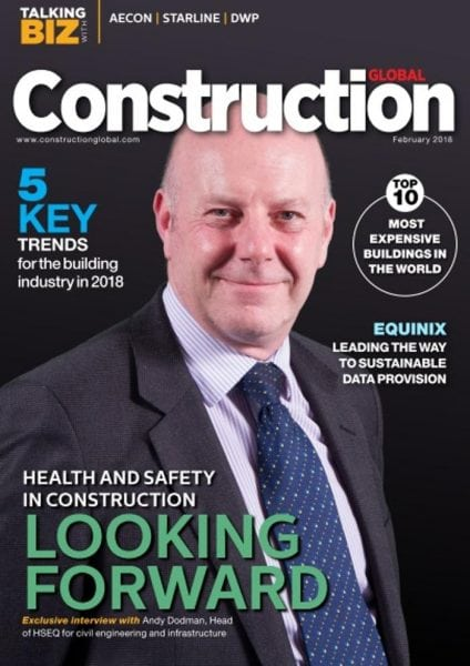 Download Construction Global — February 2018
