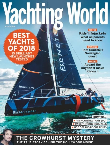 Download Yachting World — March 2018