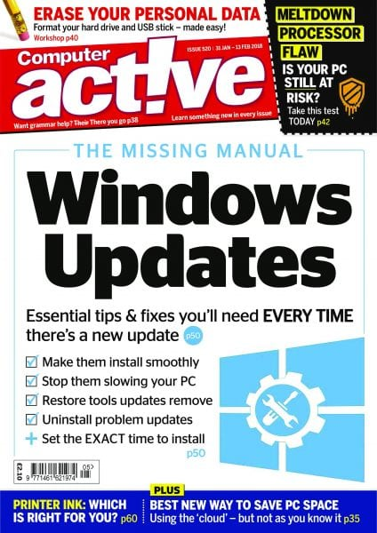 Download Computeractive — 27 January 2018