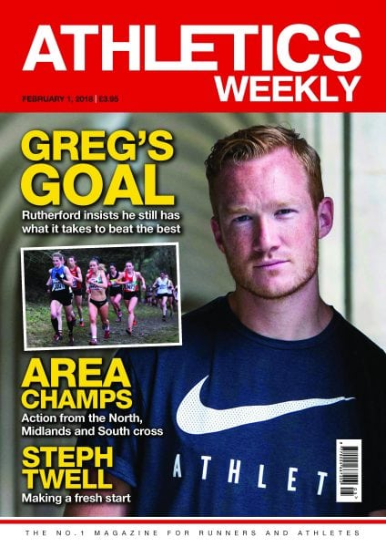 Download Athletics Weekly — February 01, 2018