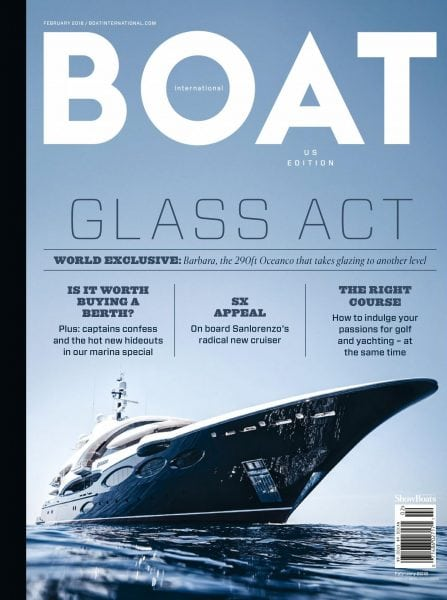 Download Boat International US Edition — February 2018