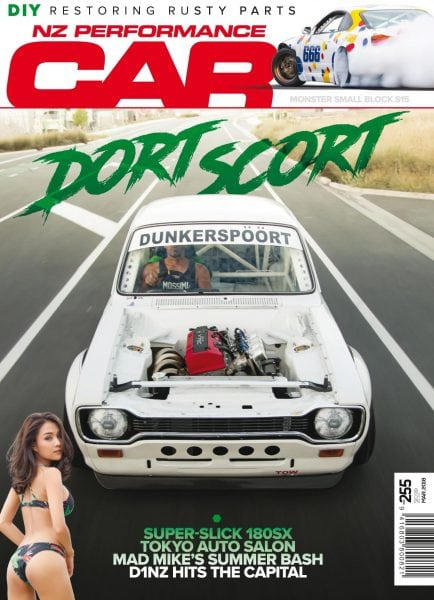 Download NZ Performance Car — March 2018