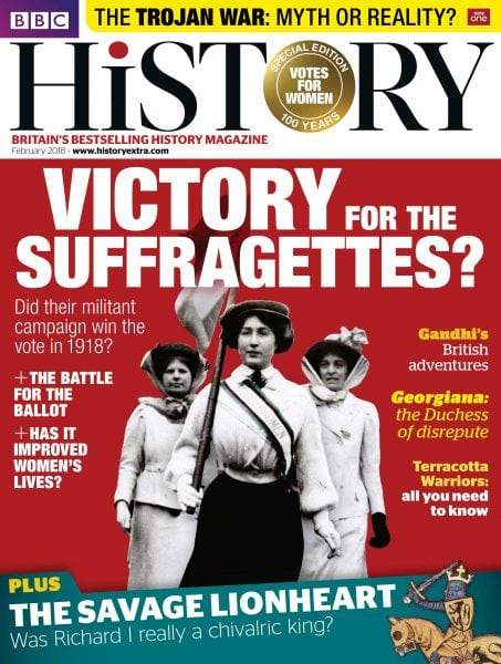 Download BBC History UK — March 2018