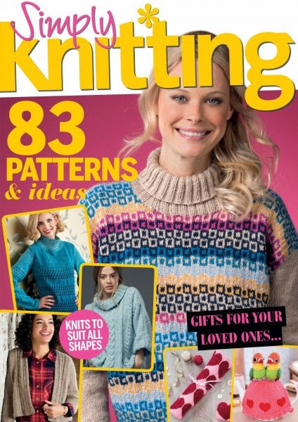 Download Simply Knitting — March 2018