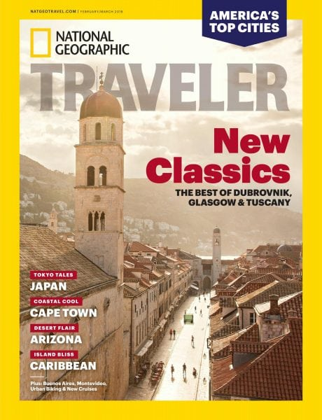 Download National Geographic Traveler USA — February 2018