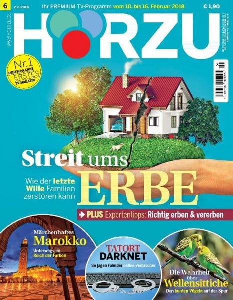 Download Hörzu — 02. Februar 2018