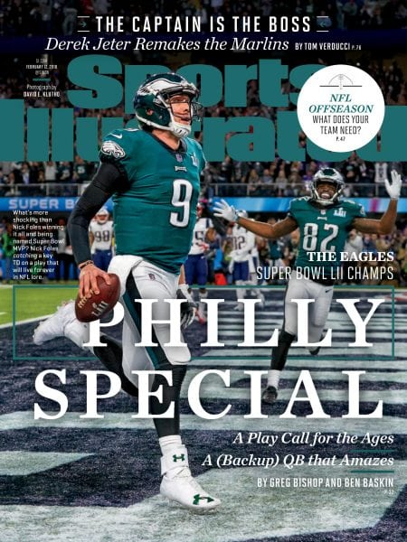 Download Sports Illustrated USA — February 08, 2018