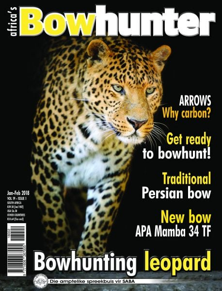 Download Africa's Bowhunter — March 2018