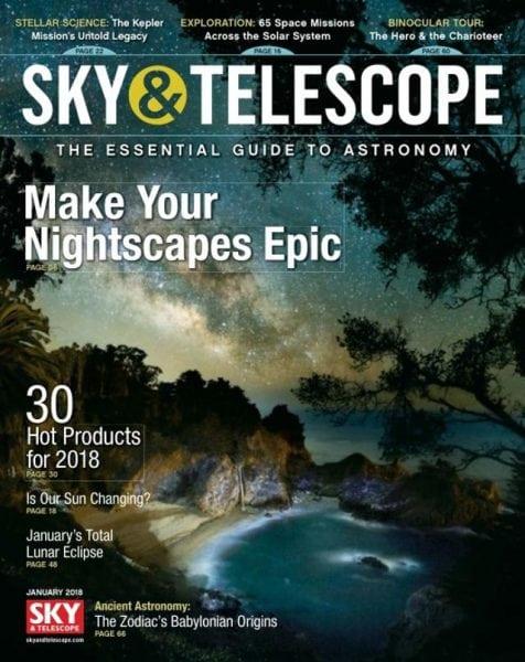 Download Sky & Telescope — January 2018