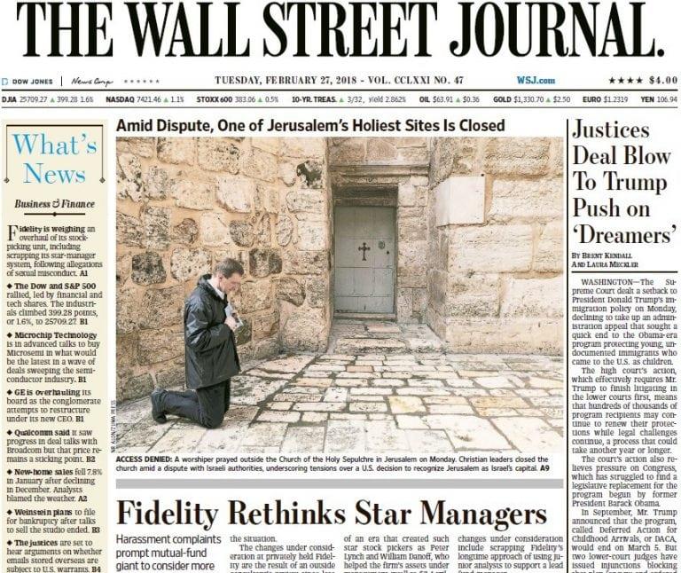 The Wall Street Journal Windows 10 -