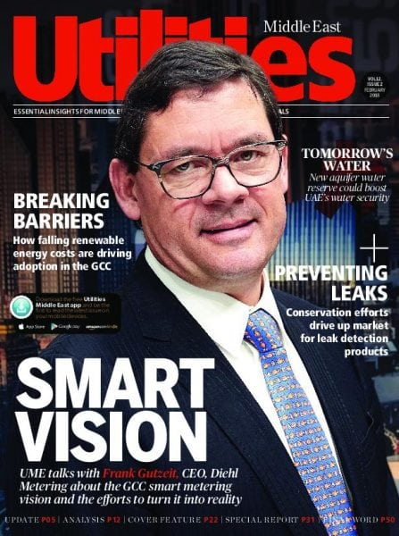 Download Utilities Middle East – February 2018