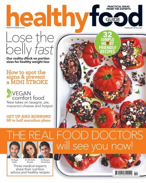 Download Healthy Food Guide UK — February 2018