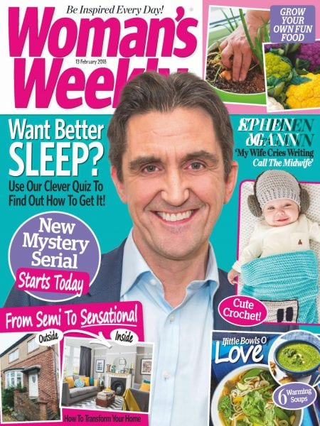 Download Woman's Weekly UK — 06 February 2018