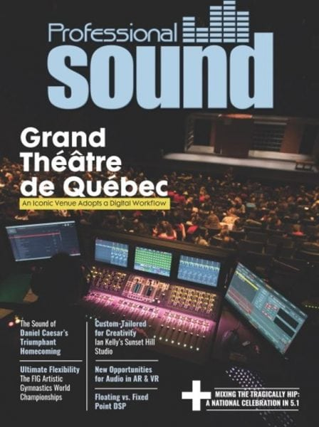 Download Professional Sound — February 2018
