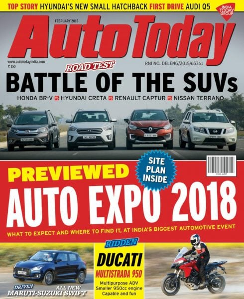 Download Auto Today — February 2018