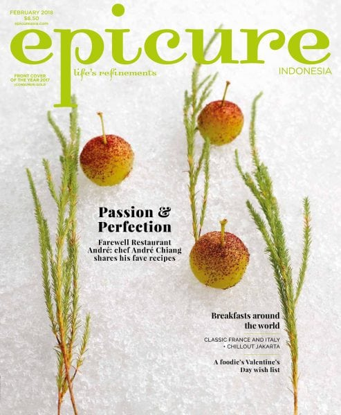 Download epicure Indonesia — January 2018