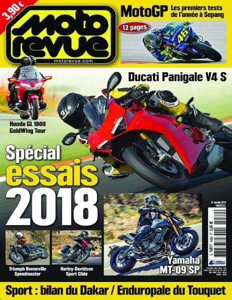 Download Moto Revue — janvier 2018