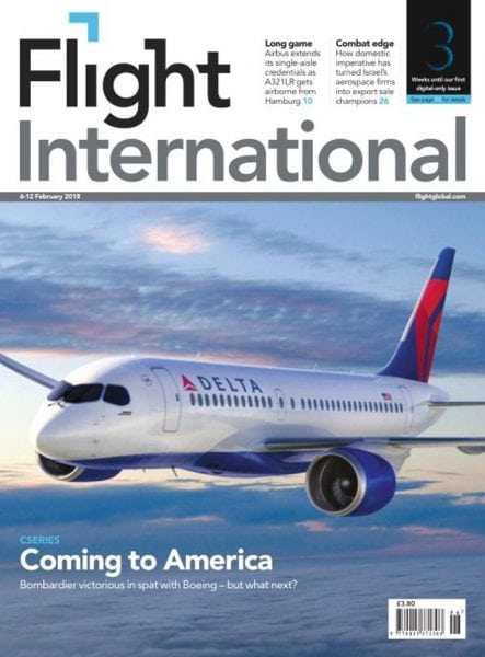 Download Flight International — 6 — 12 February 2018