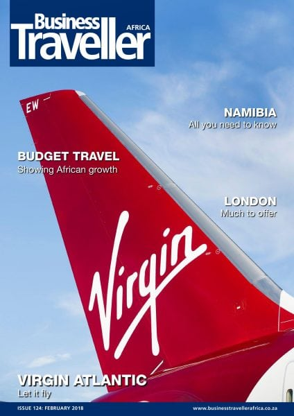 Download Business Traveller Africa — February 2018