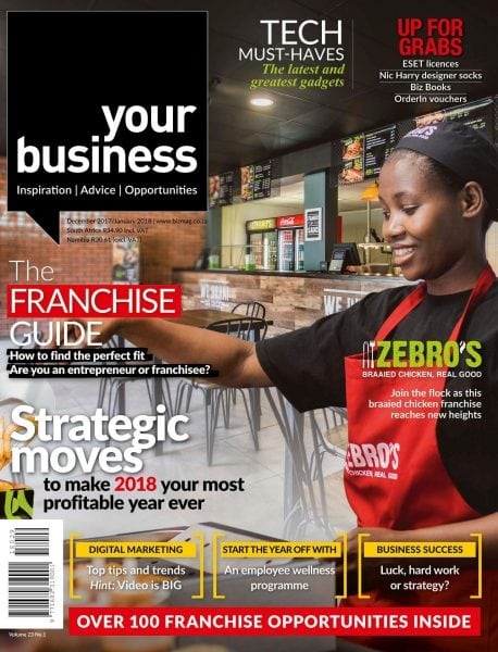 Download Your Business — February 01, 2018