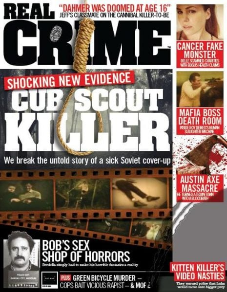 Download Real Crime — Issue 34 2018