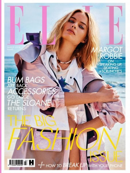 Download Elle UK — March 2018