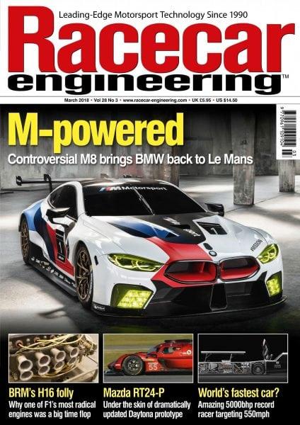 Download Racecar Engineering — March 2018