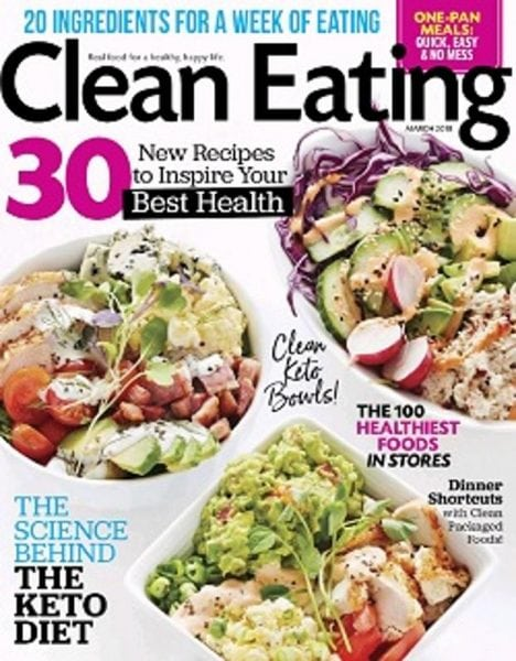 Download Clean Eating — March 2018