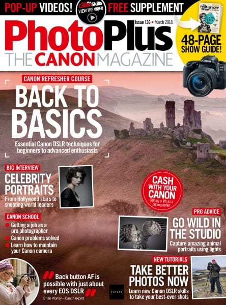 Download PhotoPlus The Canon Magazine — March 2018