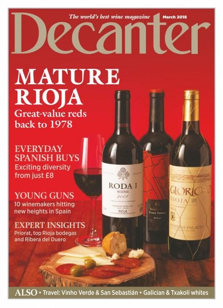 Download Decanter UK — March 2018