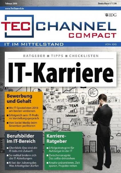 Download TecChannel Compact — Februar 2018